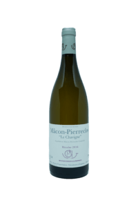 "Foto do vinho Mâcon-Pierreclos ""Le Chavigne"""