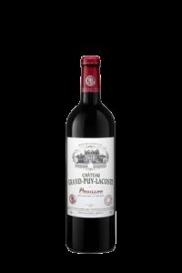Foto do vinho Chateau Grand Puy Lacoste